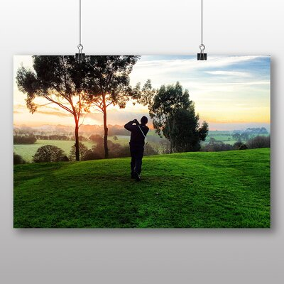 Big Box Art Golf Photographic Print