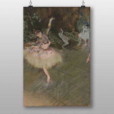 "Big Box Art ""The Star"" by Edgar Degas Art Print"