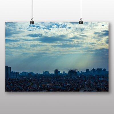 Big Box Art Dusk Approaches Photographic Print