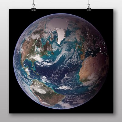 Big Box Art Earth From Space No.6 Photographic Print