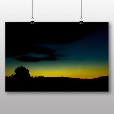 Big Box Art 'Deep Sunset' Photographic Print