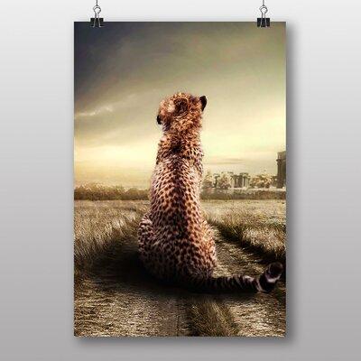 Big Box Art Cheetah Photographic Print