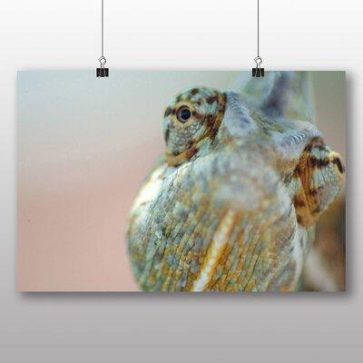 Big Box Art Chameleon No.1 Photographic Print