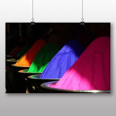Big Box Art Colourful Spices No.1 Photographic Print