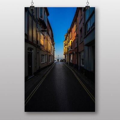 Big Box Art Coastal Street Photographic Print