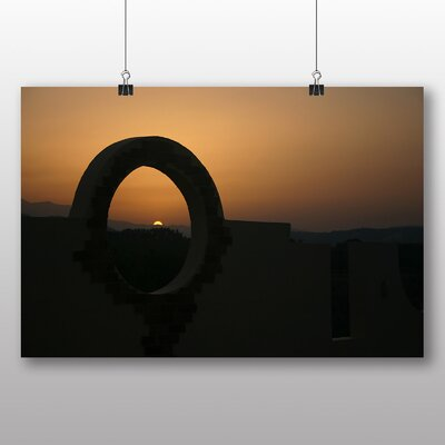 Big Box Art Crete Greece No.2 Photographic Print on Canvas