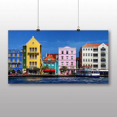 Big Box Art Curacao Photographic Print on Canvas