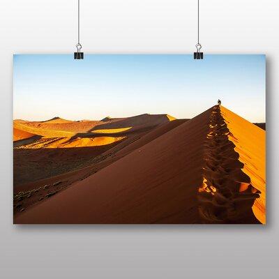 Big Box Art Desert Namibia No.1 Photographic Print on Canvas
