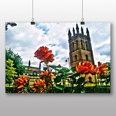 Big Box Art Floral Oxford Graphic Art