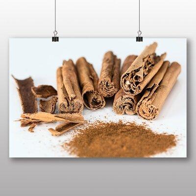 Big Box Art Cinnamon Stick Photographic Print on Canvas