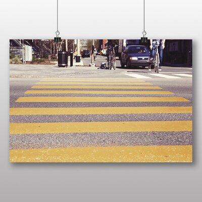 Big Box Art 'Crosswalk' Photographic Print