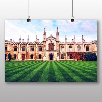 Big Box Art Cambridge Photographic Print Wrapped on Canvas