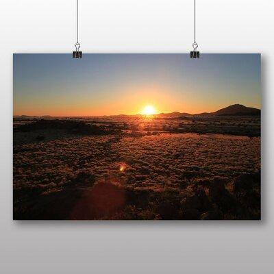 Big Box Art Desert Namibia No.2 Photographic Print on Canvas