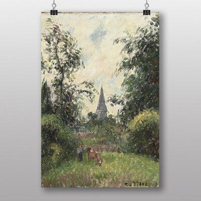 "Big Box Art ""Landscape"" by Camille Pissarro Art Print"