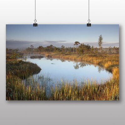 Big Box Art Lake Photographic Print