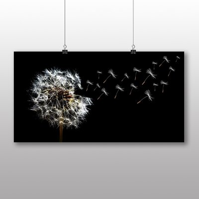 Big Box Art Dandelion Seeds Flower No.3 Photographic Print