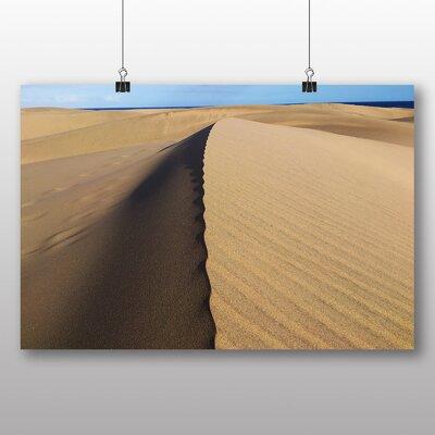 Big Box Art Desert Sand Dune No.2 Photographic Print