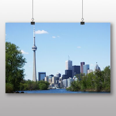 Big Box Art CN Tower Toronto Canada No.2 Photographic Print