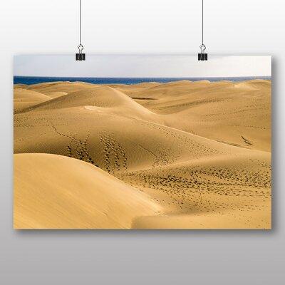 Big Box Art Desert Sand Dune No.1 Photographic Print