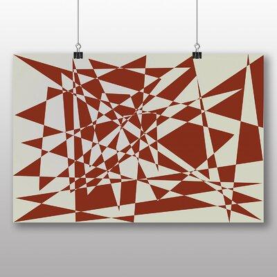 Big Box Art Geometric Abstract Graphic Art