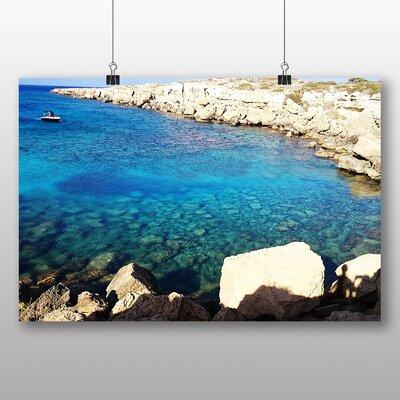 Big Box Art Fig Tree Bay Cyprus Photographic Print