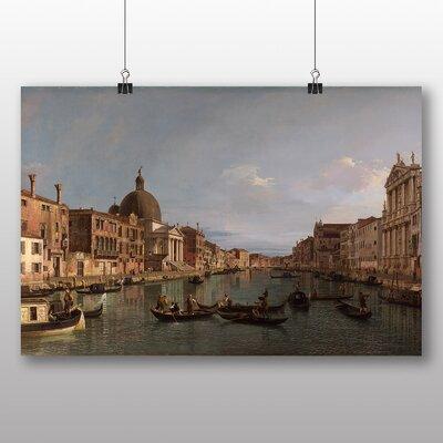 Big Box Art 'Grand Canal, Venice' by Giovanni Canaletto Art Print