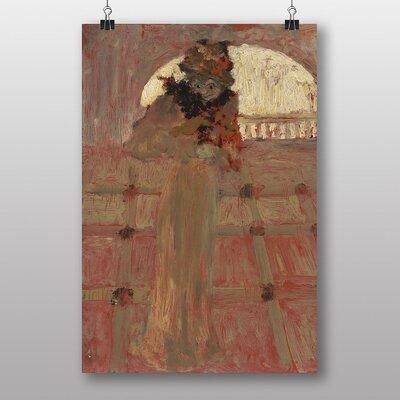 "Big Box Art ""At the Opera"" by Edouard Vuillard Art Print"