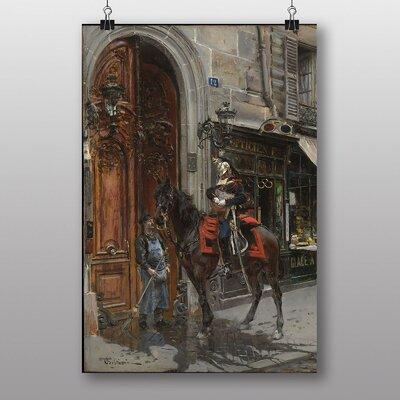 Big Box Art The Dispatch Bearer by Giovanni Boldini Art Print