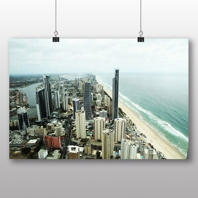 Big Box Art Gold Coast Australia No.2 Photographic Print Wrapped on Canvas