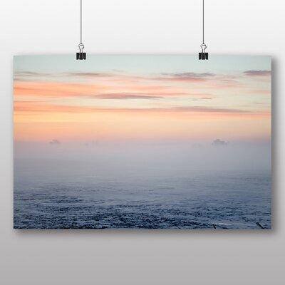 Big Box Art 'Fog in the Dawn No.2' Photographic Print