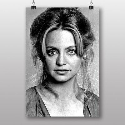 Big Box Art Goldie Hawn No.1 Photographic Print