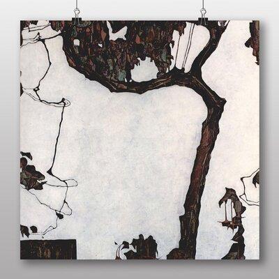 Big Box Art 'Tree' by Egon Schiele Art Print