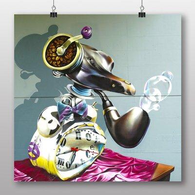 Big Box Art Graffiti No.7 Graphic Art