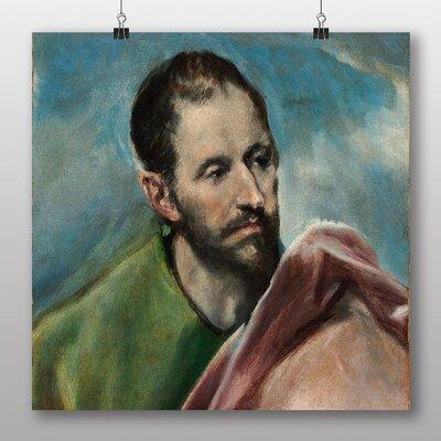 Big Box Art 'Saint James the Younger' by El Greco Art Print