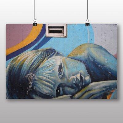 Big Box Art Graffiti No.1 Art Print on Canvas