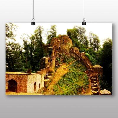 Big Box Art Gilan Wall Iran Photographic Print