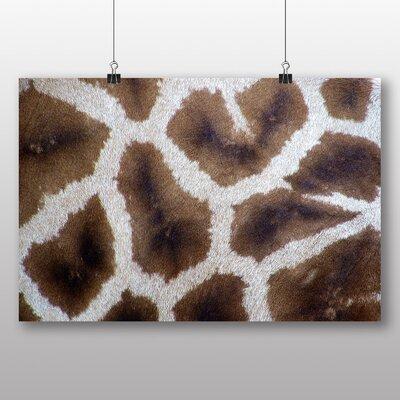 Big Box Art 'Giraffe Fur' Graphic Art
