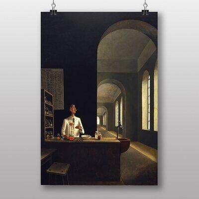 "Big Box Art ""The Chemist"" by Franz Sedlacek Art Print"