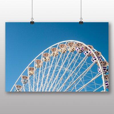 Big Box Art Ferris Wheel Photographic Print