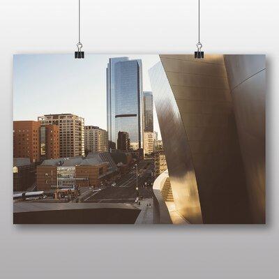 Big Box Art 'Hall Sunset' Photographic Print