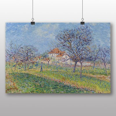 Big Box Art 'Landscape No.4' by Gustave Loiseau Art Print