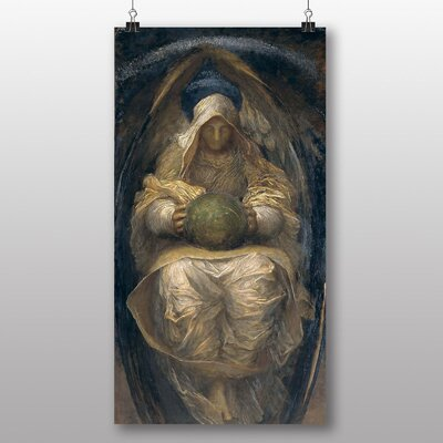 Big Box Art 'Watts the All Pervading' by George Frederick Art Print