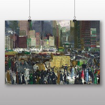 Big Box Art 'New York' by George Bellows Art Print