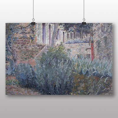 Big Box Art 'Garden No.1' by Henri Le Sidaner Art Print