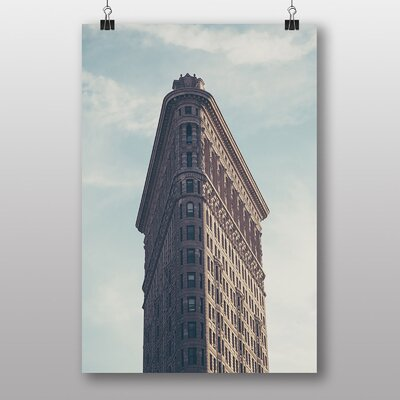 Big Box Art 'Flatiron Building New York City No.5' Photographic Print