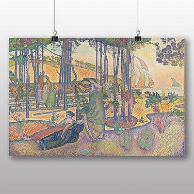 Big Box Art The Evening Air' by Henri-Edmond Cross Art Print