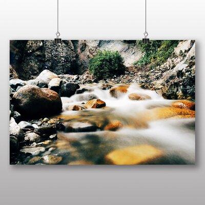 Big Box Art Forest Stream No.1 Photographic Print