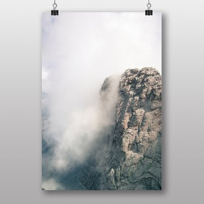 Big Box Art 'Fog Over the Cliffs' Photographic Print