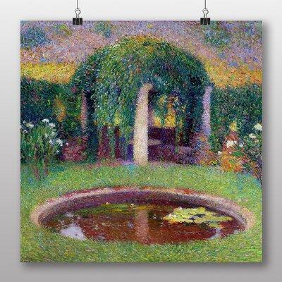 Big Box Art 'Garden' by Henri Martin Art Print