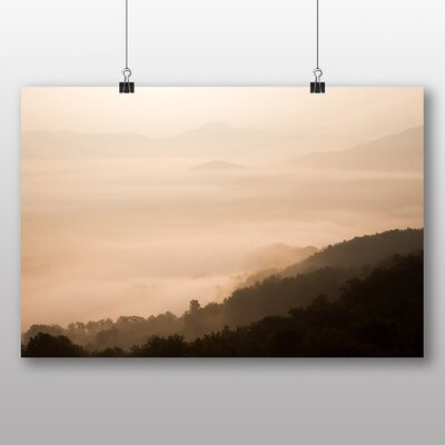 Big Box Art 'Fog in the Dawn' Photographic Print